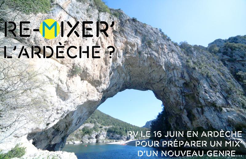 Museomix Ardèche 16 juin 2016